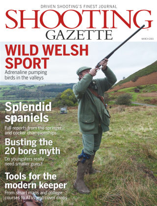 Shooting Gazette March 2015