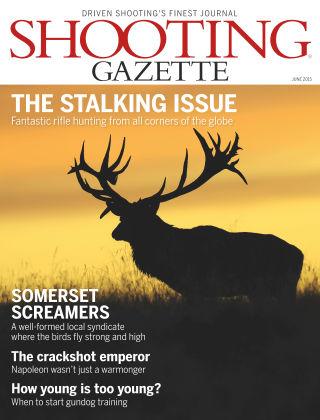Shooting Gazette June 2015