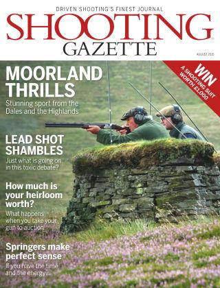 Shooting Gazette August 2015