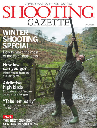 Shooting Gazette January 2016