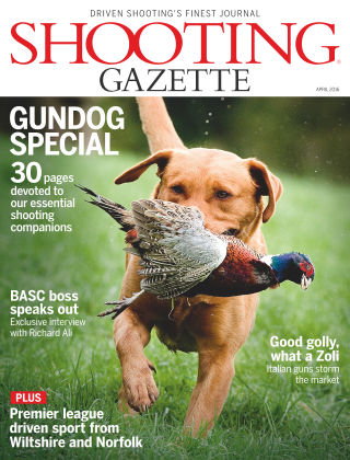 Shooting Gazette April 2016