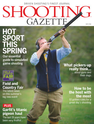 Shooting Gazette May 2016