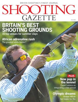 Shooting Gazette July 2016