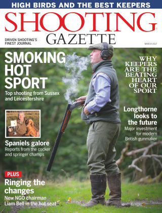 Shooting Gazette March 2017