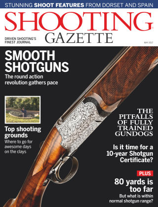 Shooting Gazette May 2017