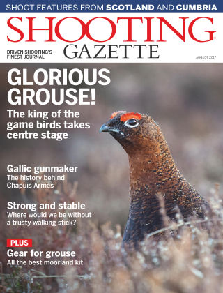 Shooting Gazette Aug 2017