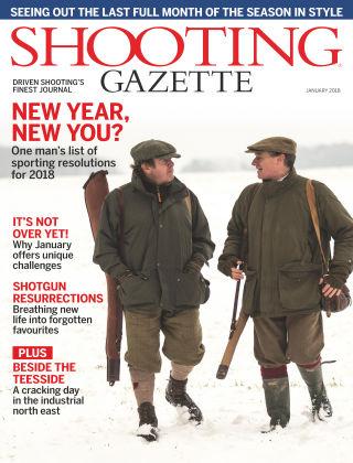 Shooting Gazette Jan 2018
