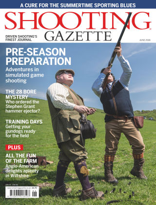 Shooting Gazette Jun 2018