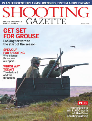 Shooting Gazette Aug 2018
