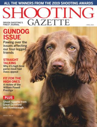 Shooting Gazette Apr 2019