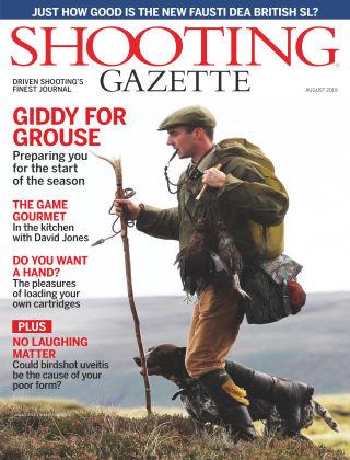 Shooting Gazette Aug 2019