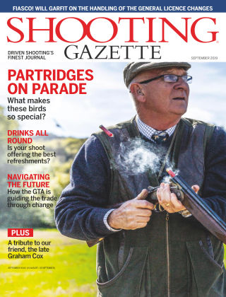 Shooting Gazette Sep 2019
