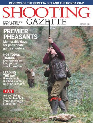 Shooting Gazette Oct 2019