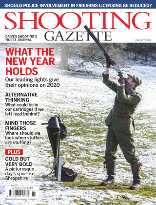 Shooting Gazette Jan 2020