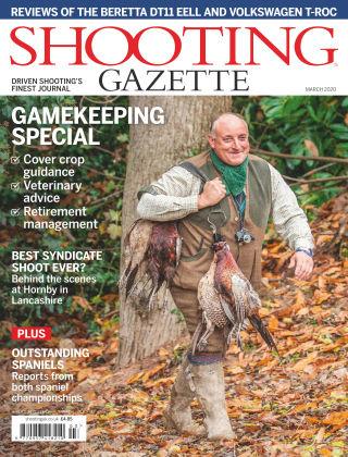 Shooting Gazette Mar 2020