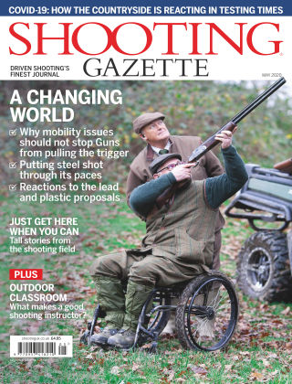 Shooting Gazette May 2020