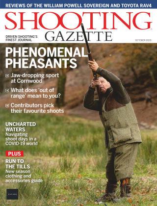 Shooting Gazette October 2020
