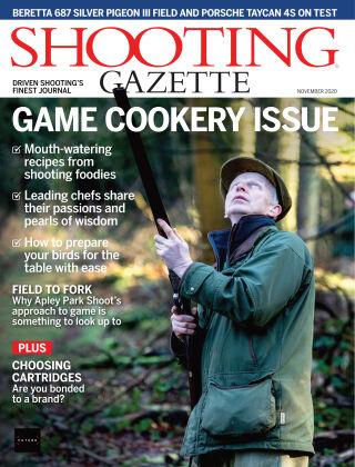 Shooting Gazette November 2020