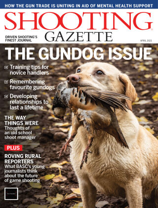 Shooting Gazette April 2021