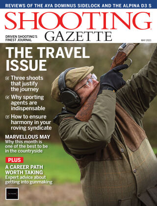 Shooting Gazette May-21 (FINAL ISSUE)