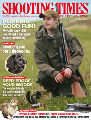 Shooting Times & Country Magazine 5th March 2014