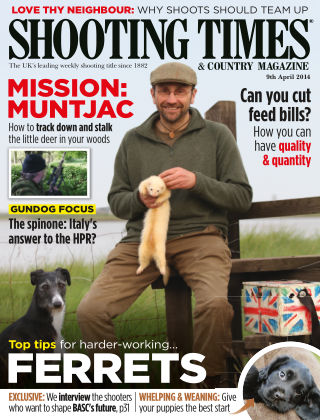 Shooting Times & Country Magazine 9th April 2014