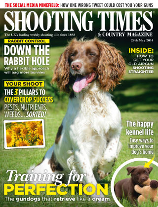 Shooting Times & Country Magazine 28th May 2014