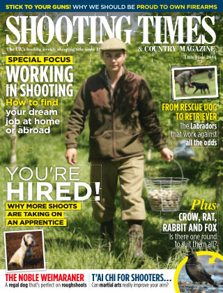 Shooting Times & Country Magazine 11th June 2014