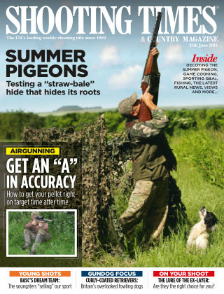 Shooting Times & Country Magazine 25th June 2014