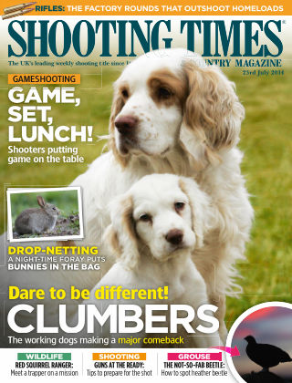 Shooting Times & Country Magazine 23rd July 2014