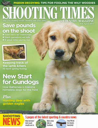 Shooting Times & Country Magazine 08th April 2015