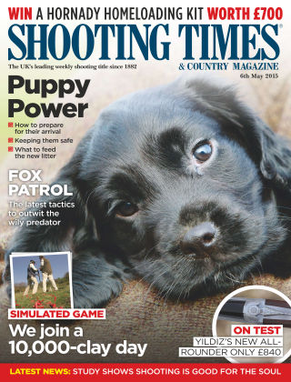 Shooting Times & Country Magazine 06th May 2015