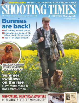 Shooting Times & Country Magazine 13th May 2015