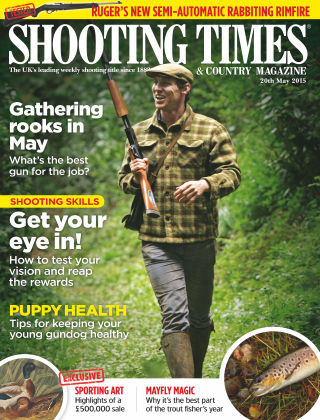 Shooting Times & Country Magazine 20th May 2015