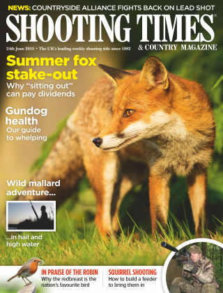Shooting Times & Country Magazine 24th June 2015