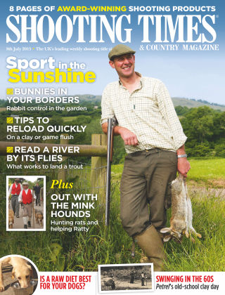 Shooting Times & Country Magazine 8th July 2015