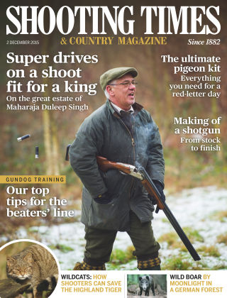 Shooting Times & Country Magazine 2nd December 2015