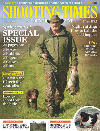 Shooting Times & Country Magazine 16th March 2016