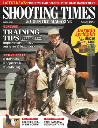 Shooting Times & Country Magazine 13th April 2016
