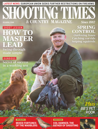 Shooting Times & Country Magazine 20th April 2016