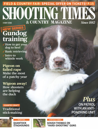 Shooting Times & Country Magazine 4th May 2016