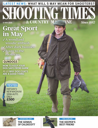 Shooting Times & Country Magazine 11th May 2016