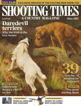 Shooting Times & Country Magazine 25th May 2016
