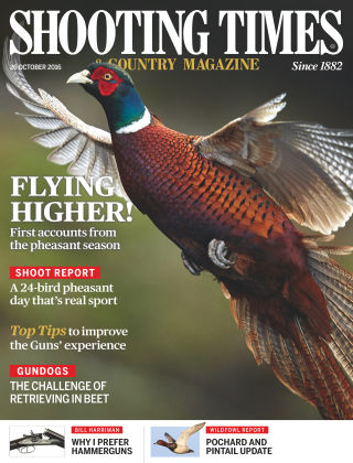 Shooting Times & Country Magazine 26th October 2016