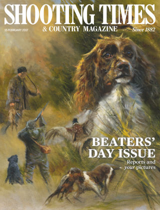 Shooting Times & Country Magazine 15th February 2017