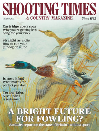 Shooting Times & Country Magazine 1st March 2017