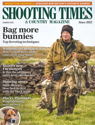 Shooting Times & Country Magazine 8th March 2017