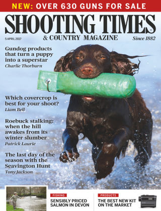 Shooting Times & Country Magazine 5th April 2017