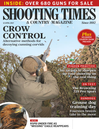 Shooting Times & Country Magazine 12th April 2017