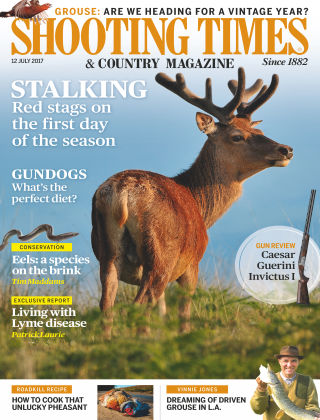 Shooting Times & Country Magazine July 12th 2017
